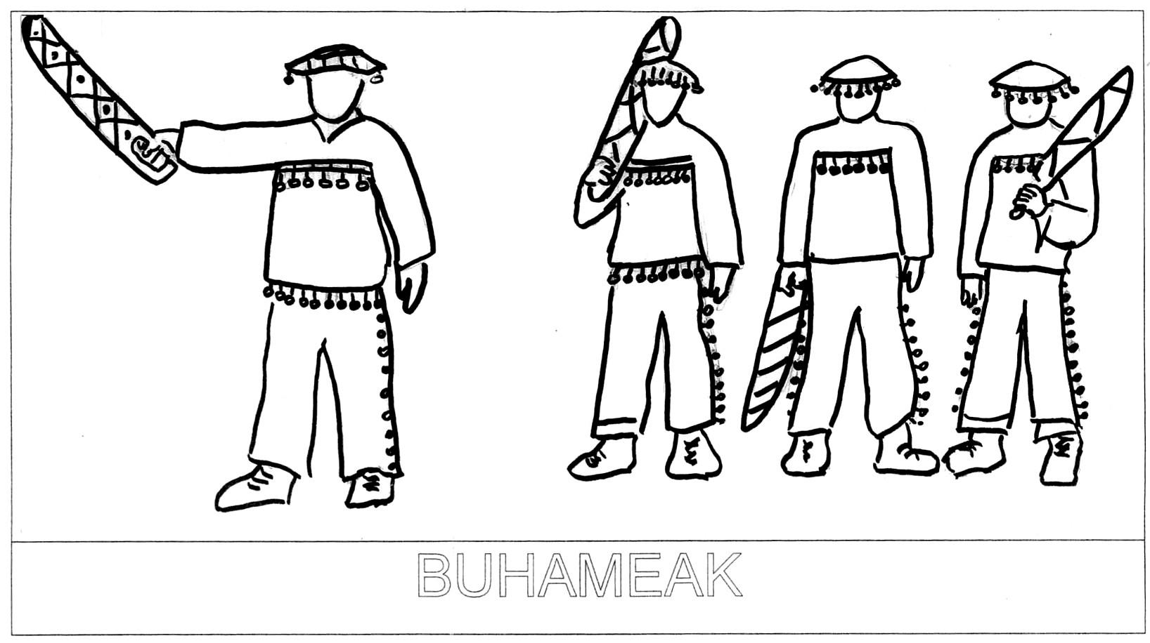 Buhameak