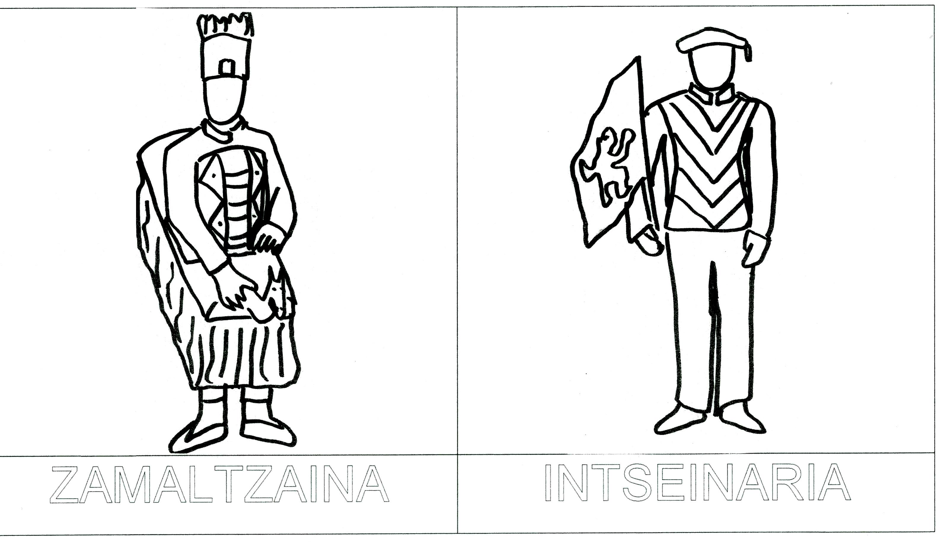 Zamaltzaina eta Intseinaria